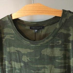 7a4035a1e2b Sanctuary Dresses - Sanctuary Camo Ojai T-Shirt Dress